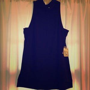 Free People sleeveless tunic or short dress